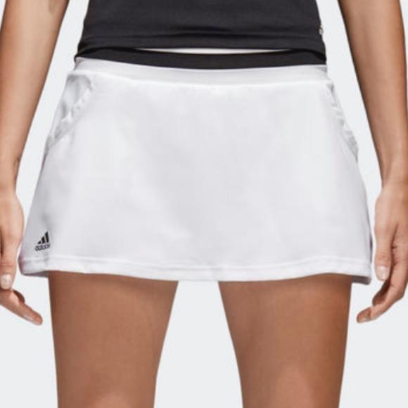 41a9009215 adidas Skirts | Women Tennis Womens Club Skirt | Poshmark